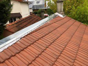 Faitage en Zinc maison en Essonne